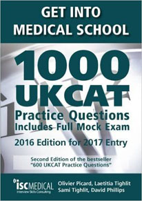 Get Into Medical School. 1000 UKCAT Practice Questions. Includes Full Mock Exam