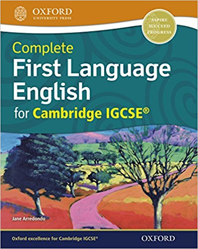 Complete First Language English for Cambridge IGCSE Student Book
